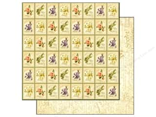 Graphic 45 Paper 12 x 12 in. Secret Garden Seed Fairy (25 piece)