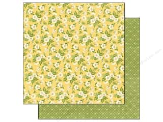Graphic 45 Paper 12 x 12 in. Secret Garden PrettyPrimros (25 piece)