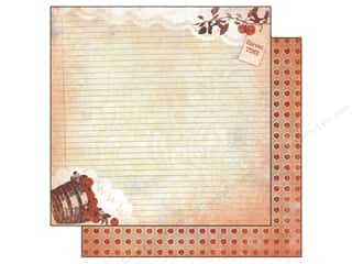 Authentique Paper 12 x 12 in. Seasons Autumn One (25 piece)