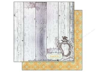 Clearance Blumenthal Favorite Findings: Authentique 12 x 12 in. Paper Strong Handsome (25 piece)