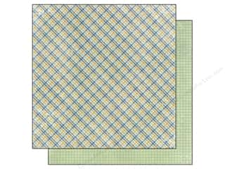 Plaid inches: Authentique 12 x 12 in. Paper Strong Collection Enduring (25 pieces)
