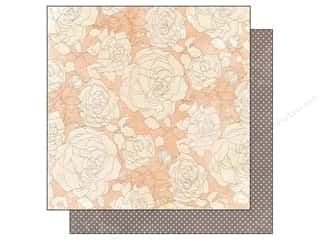 Clearance Blumenthal Favorite Findings: Authentique 12 x 12 in. Paper Grace Poised (25 piece)