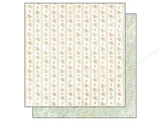 Clearance Blumenthal Favorite Findings: Authentique 12 x 12 in. Paper Grace Heart (25 piece)