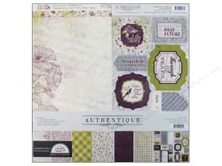 Weekly Specials Collection Kit: Authentique Collection Kit Remembrance