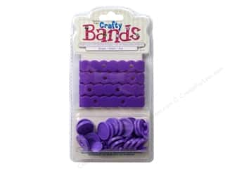 Epiphany Crafts Epiphany Accessories: Epiphany Accessories Crafty Bands Refill Grape