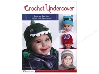 Design Originals Crochet Undercover Book by Cory Larsen