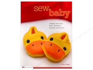 Design Originals Sew Baby Book by Choly Knight