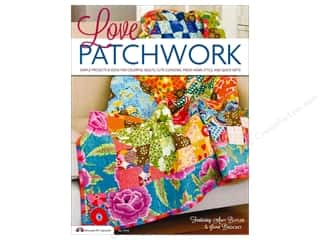 Books & Patterns Design Originals Books: Design Originals Love Patchwork Book featuring Amy Butler & Jane Brocket