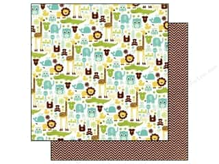 Echo Park Paper 12x12 Bundle/Joy Boy It's A Boy! (25 piece)
