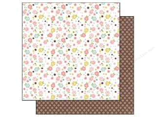 Echo Park 12 x 12 in. Paper Bundle Of Joy Baby Cakes (25 piece)