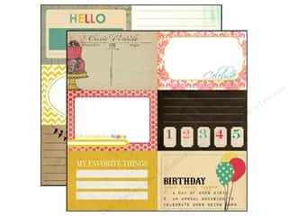 Echo Park Paper 12 x 12 in. Birthday Wishes Celebrate (15 piece)