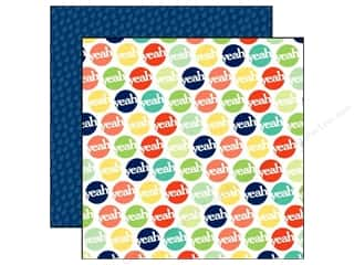 fall sale glue dots: Echo Park Paper 12 x 12 in. Happy Go Lucky Yeah (15 piece)