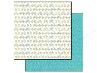 Carta Bella Paper 12 x 12 in. Cool Summer My Bicycle (25 piece)