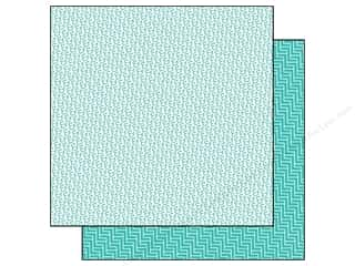 Clearance Blumenthal Favorite Findings: Echo Park 12 x 12 in. Paper Totally Teal (15 piece)