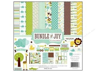Echo Park Collection Kit Bundle of Joy Boy