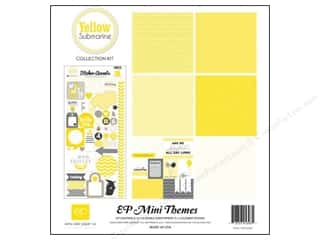 Clearance Echo Park Collection Kit: Echo Park Collection Kit Yellow Submarine