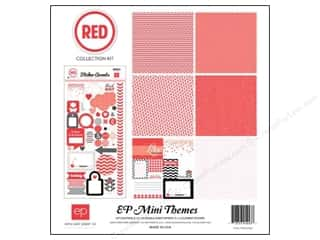 Clearance Echo Park Collection Kit: Echo Park Collection Kit Red