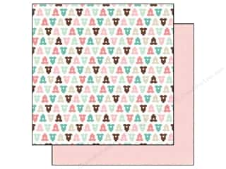 Echo Park Paper 12x12 Bundle of Joy Girl Newborn (25 piece)