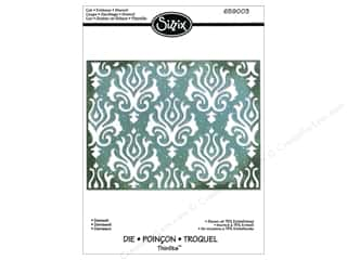Sizzix Thinlits Die Damask