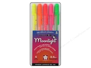 Drawing Sakura Gelly Roll Pen: Sakura Gelly Roll Moonlight Pen Set Dawn 5 pc