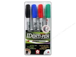 Sakura IDenti-Pen Dual Point Pen Set 4 pc