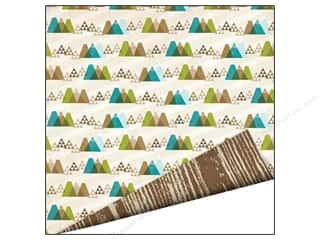 Imaginisce Paper 12x12 Outdoor Adventure Twin Peaks (25 piece)