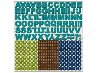 Imaginisce Sticker Outdoor Adventure Alphabet