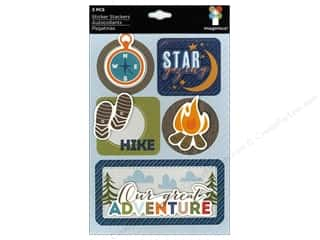 sticker: Imaginisce Sticker Outdoor Adventure Stackr S'more
