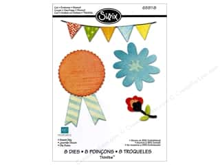 Sizzix Thinlits Die Set 8PK Sweet Day
