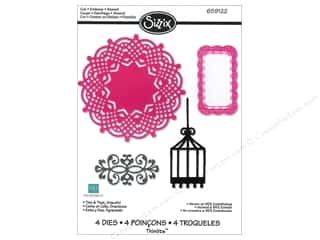 Sizzix Die Thinlits This & That Graceful