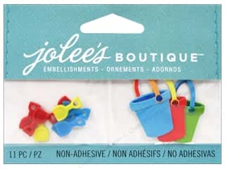 Jolee's Boutique Embellishments Shovels and Pails