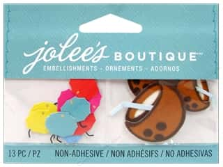 2013 Crafties - Best Adhesive: Jolee's Boutique Embellishments Coconut Drinks