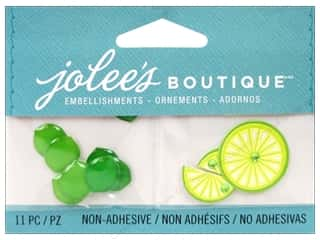 2013 Crafties - Best Adhesive: Jolee's Boutique Embellishments Limes
