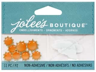 Jolee's Boutique Embellishments Suns and Clouds