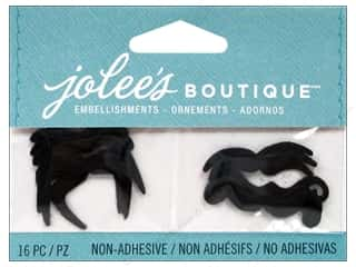 NEW EK Jolees Boutique Embellishments: Jolee's Boutique Embellishments Mini Moustaches