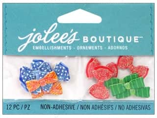 Jolee's Boutique Embellishments Mini Bow Ties