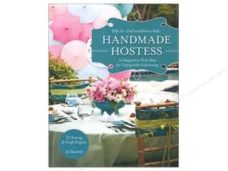Party & Celebrations Fall Sale: Stash By C&T Handmade Hostess Book by Kelly Lee-Creel and Rebecca Soder