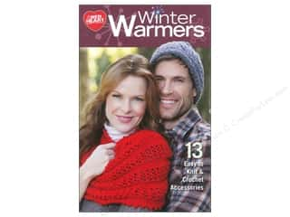 Coats & Clark Books Winter Warmers Book
