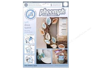 Phoomph For Fabric by Coats and Clark: Phoomph For Fabric Soft 9 x 12 in. White
