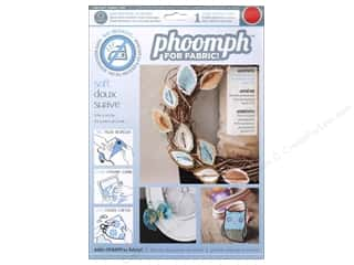 Phoomph For Fabric by Coats and Clark: Phoomph For Fabric Soft 9 x 12 in. Red