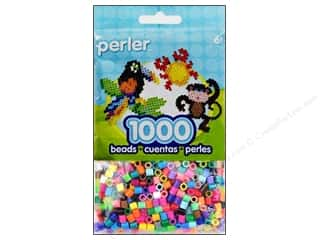 Kids Crafts Perler Fused Bead: Perler Bead 1000 pc. Multi Mix