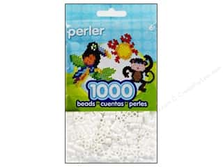 Perler: Perler Bead 1000 pc. White