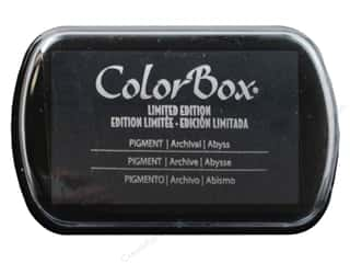 ColorBox Pigment Ink Pad Full Size Limited Edition Abyss