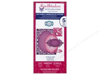 Spellbinders Nestabilities Die A2 Filigree Delight
