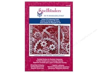 Spellbinders M Bossabilities Folder 3D Creative Cogs