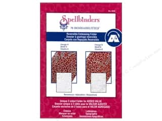 Embossing Aids Easter: Spellbinders Embossing Folder M Bossabilities Reverence