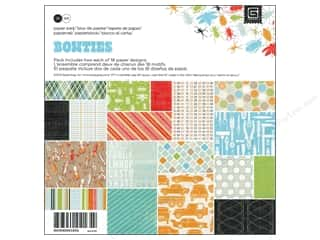 BasicGrey Paper Pad 6 x 6 in. Bow Ties 36 pc.