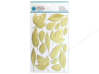 Martha Stewart Sticker Elegant Nature Leaf