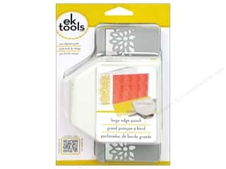 EK Paper Shapers Large Edger Punch Diamond Flowers