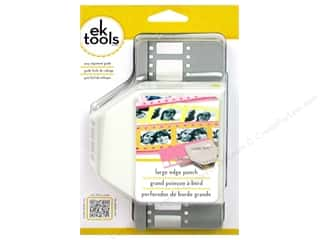 EK Success inches: EK Paper Shapers Large Edger Punch Film Strip